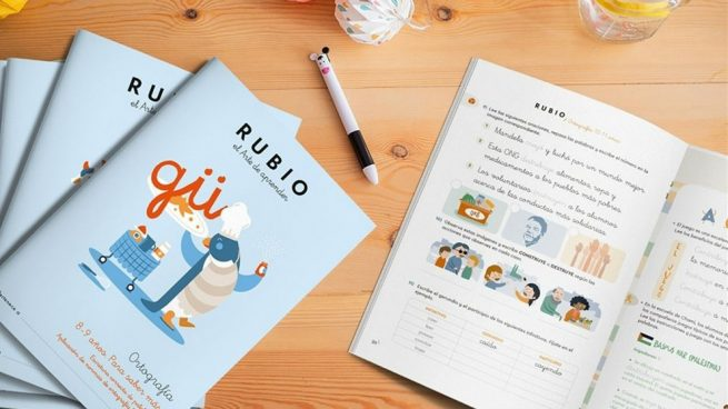 Rubio lanza sus primeros cuadernos de ortografía tras el aumento de las faltas al escribir