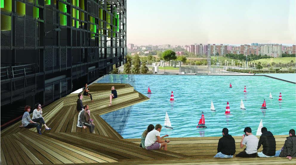 Así será el nuevo centro de El Corte Inglés en Arroyosur (Madrid)