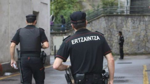 Ertzaintza. Foto. EFE