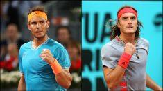 Mutua Madrid Open: Rafa Nadal – Stefanos Tsitsipas | Partido de tenis hoy, en directo.