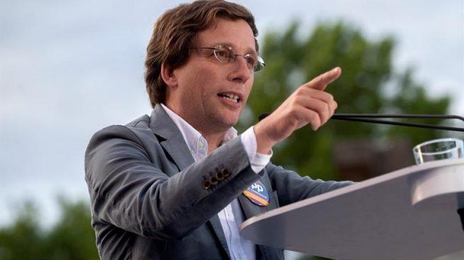 Almeida nombra a los concejales y presidentes de distrito sin dar cargos a Vox