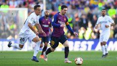 Liga Santander 2018-19: Barcelona – Getafe   Partido de fútbol hoy, en directo.