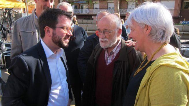 Aragonés pide el voto para ERC en las municipales para frenar «el fascismo» de García Albiol