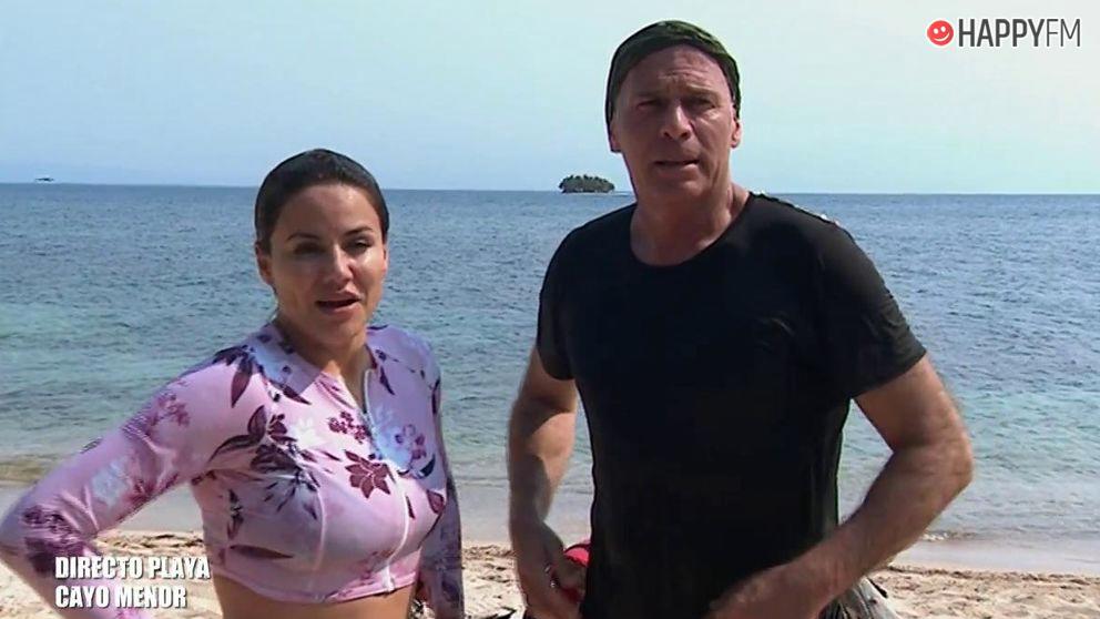 Mónica Hoyos y Carlos Lozano