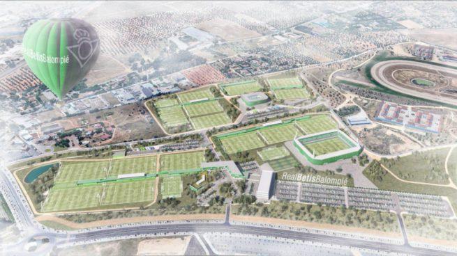 Nueva ciudad deportiva del Betis