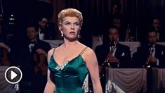 La estrella de Hollywood Doris Day.