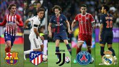 El fichaje de Griezmann por el Barça puede generar un efecto dominó.