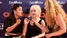 Unas de las participantes en Eurovisión 2019