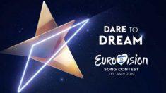 Cartel 'Eurovisión 2019'