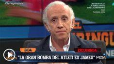 James Rodríguez es la bomba del Atlético de Madrid para el mercado veraniego.