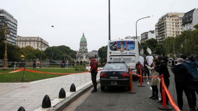 Fallece el diputado argentino Héctor Olivares herido a tiros frente al Congreso