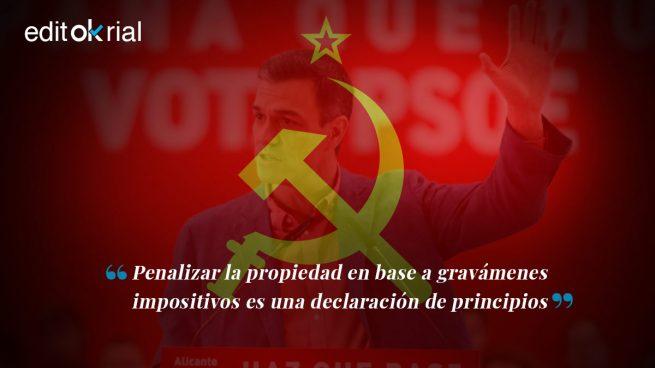 Retroceso socialista