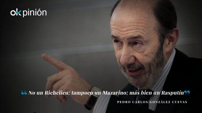 Alfredo Pérez Rubalcaba: un hombre representativo