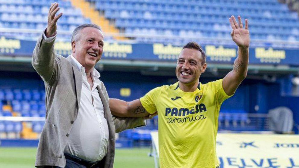 Fernando Roig y Cazorla (Villarreal Club de Fútbol)