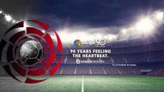 90 aniversario Liga Santander, en directo