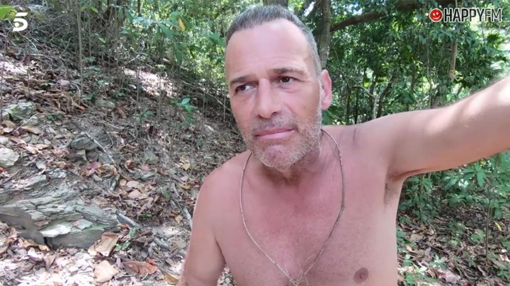 Carlos Lozano en 'Supervivientes 2019'