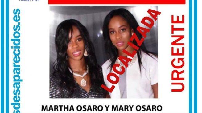 Las gemelas irlandesas desaparecieron en Madrid de forma voluntaria y ya han sido localizadas