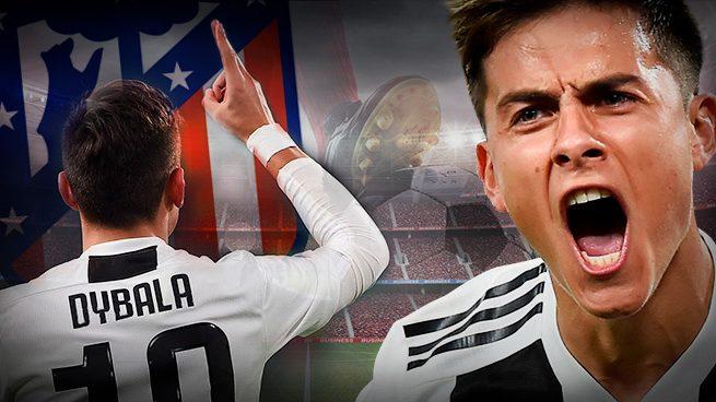 Primer contacto del Atlético por Dybala