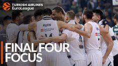 El Real Madrid en la Final Four de la Euroliga