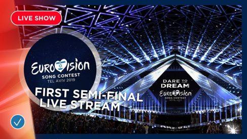Streaming de la primera Semifinal de Eurovisión 2019