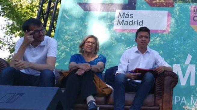 Errejón quiere extender la marca blanca de Más Madrid tras el «suicidio político» de Iglesias