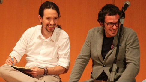 Iglesias y Kichi. Foto: Europa Press