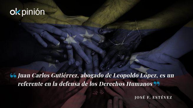 Hoy nuestro corazón llora con Venezuela: Abogacía, Diplomacia y Esperanza en Hispanoamérica