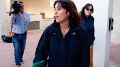 Juana Rivas vuelve a denunciar a su ex pareja por maltrato. Foto: EP