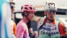 Salida etapa 4 Giro de Italia 2019
