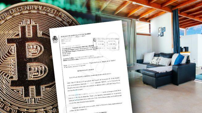Un juzgado de Madrid absuelve a un acusado por estafa que pagó un alquiler vacacional con 'Bitcoins'