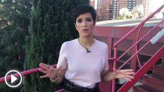 Paula Sainz-Pardo, presentadora de La 2 Noticias, en las redes sociales: «¿A favor o en contra del boicot al Festival de Eurovisión que se celebra en Israel?»