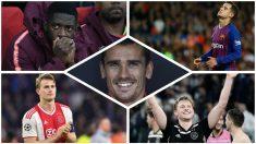 El Barcelona gasta 900 millones para tapar los éxitos del Madrid. (AFP)