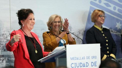 Carmena en San Isidro 2019. Foto: Europa Press