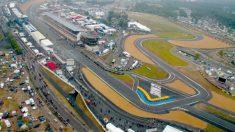 Circuito de Le Mans donde se disputa el MotoGP Gran Premio de Francia 2019. (motogp.com)