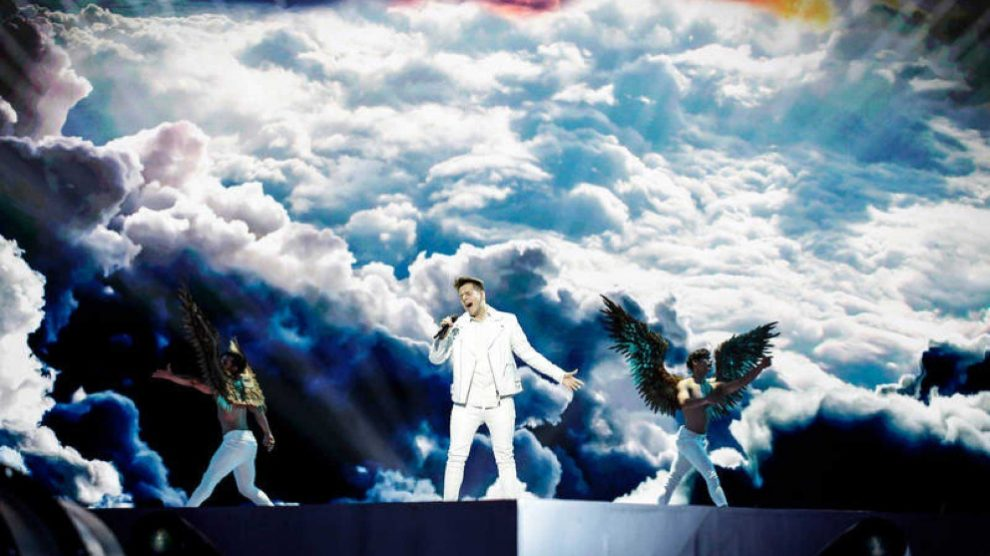 Croacia participa en esta segunda semifinal de 'Eurovisión'