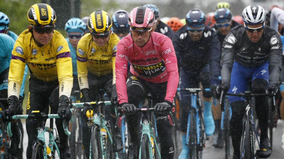 Clasificación Giro de Italia 2019: Resultados de la etapa de hoy, miércoles 15 de mayo.