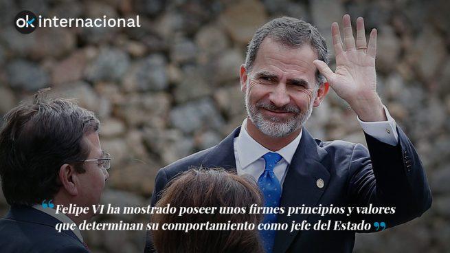 De Carlos V a Felipe VI
