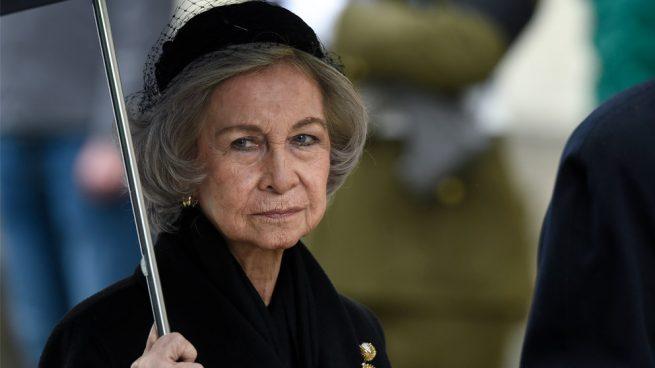 La reina Sofía reconocida en Estocolmo como embajadora contra el alzheimer
