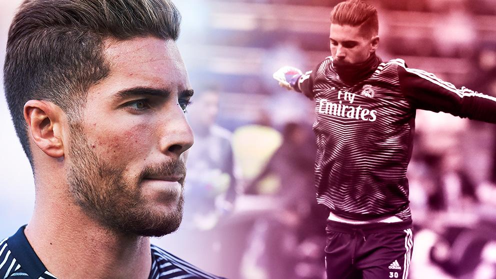 Luca Zidane tiene el respaldo de vestuario y club.