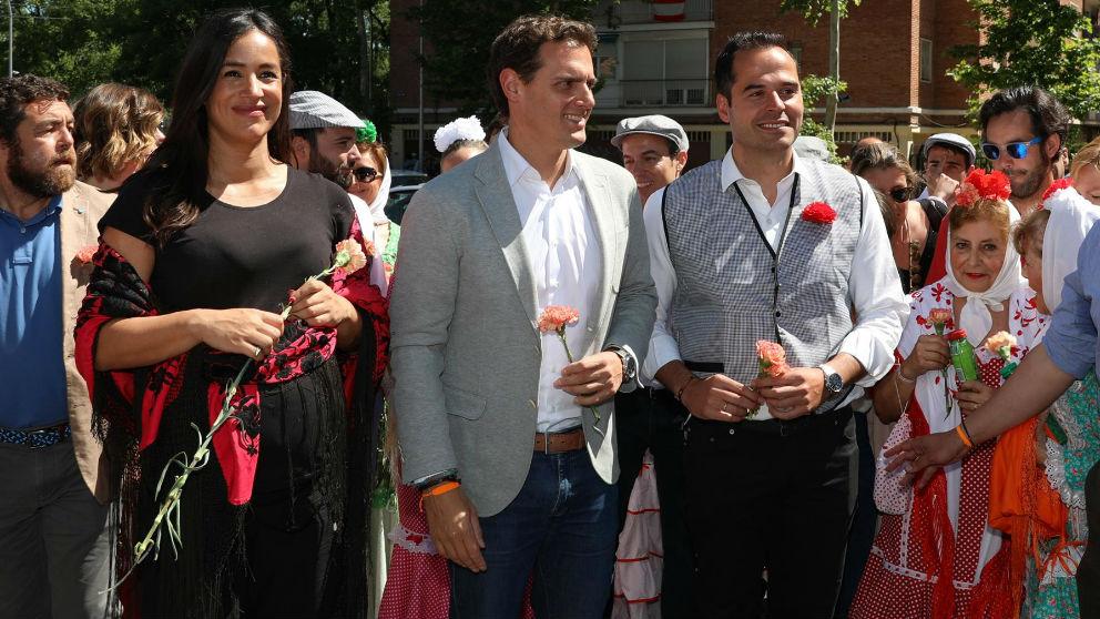 Rivera en San Isidro 2019