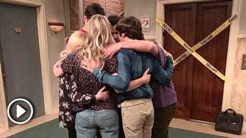 Último episodio de 'The Big Bang Theory'.