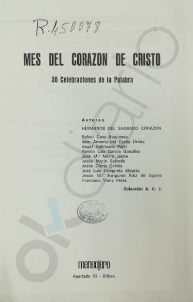 El ex fraile Gabilondo oculta en su currículum los dos catecismos que escribió durante el franquismo