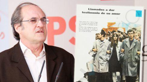 Ángel Gabilondo se refiere a las «células comunistas» en uno de sus catecismos.