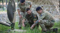 Militares en un ejercicio de la OTAN.