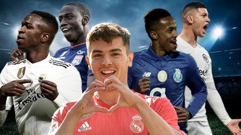 El Real Madrid que viene en el futuro.