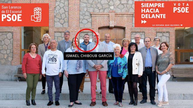 Ismael Chiboub García, el candidato socialista en San Lorenzo de El Escorial que no paga impuestos municipales