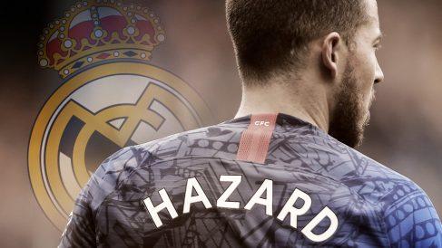 El Real Madrid espera anunciar el fichaje de Hazard el 30 de mayo.