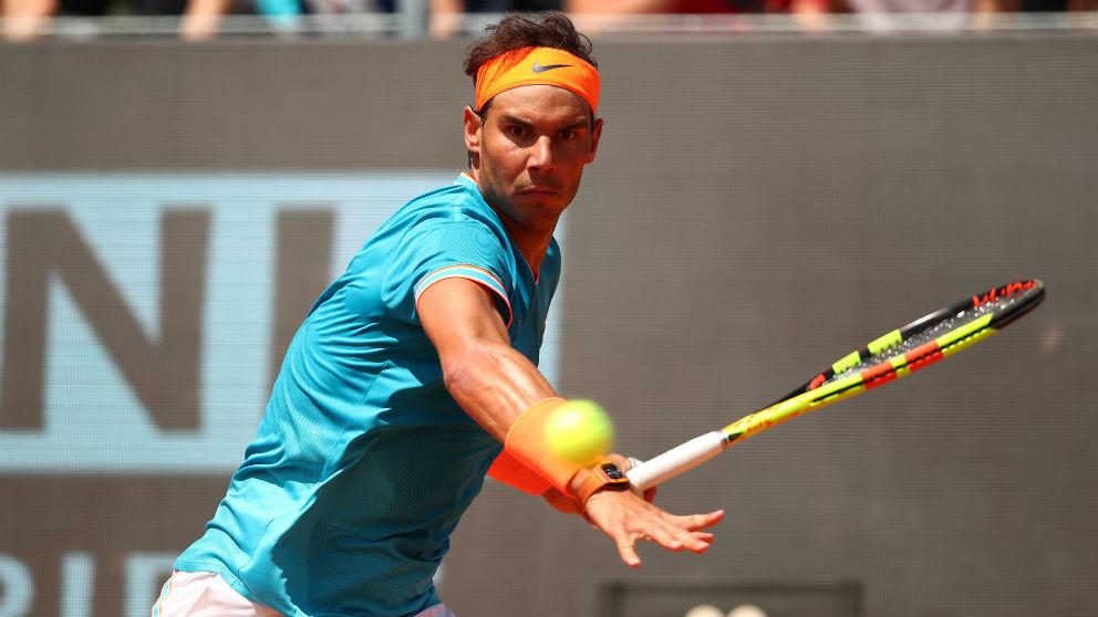 Nadal – Hanfmann: Partido de hoy de tenis en Roland Garros 2019, en directo