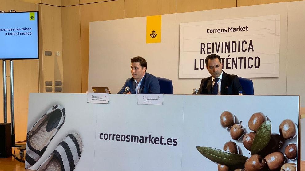 Presentación de Correos Market (Foto: Correos)
