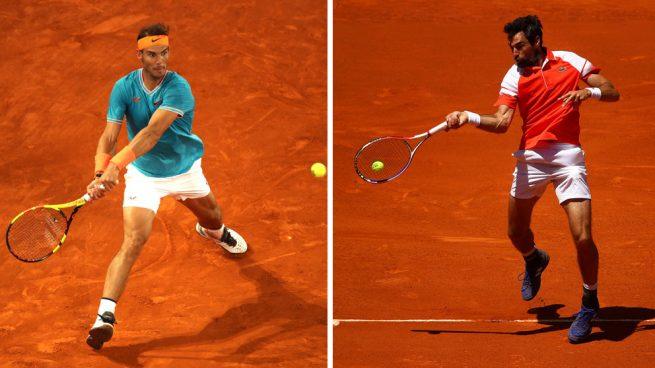 Rafa Nadal – Chardy: Resumen y resultado del Masters 1000 de Roma